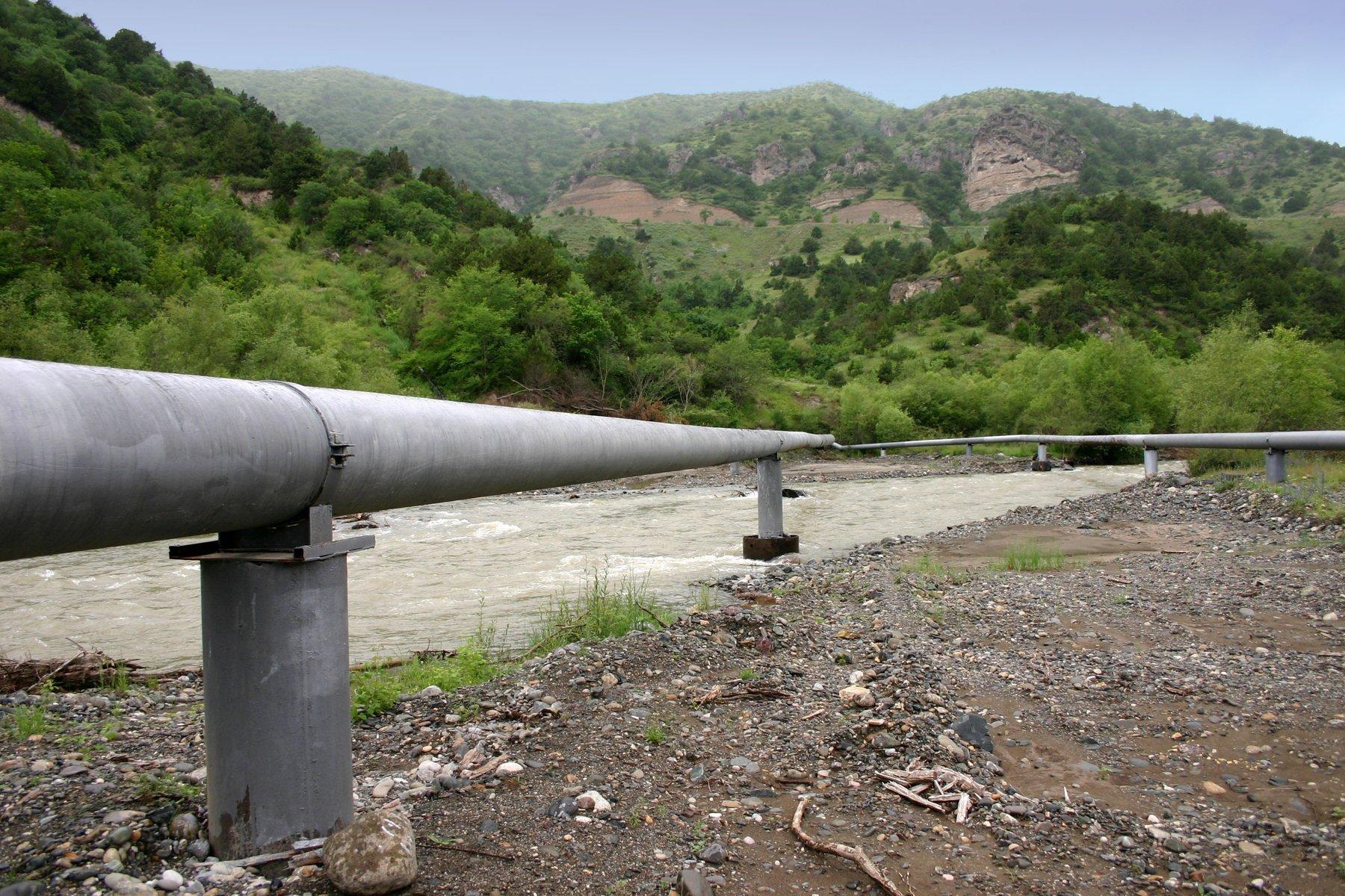 Обвиняемые в попытке подрыва газопровода отправлены в тюрьму