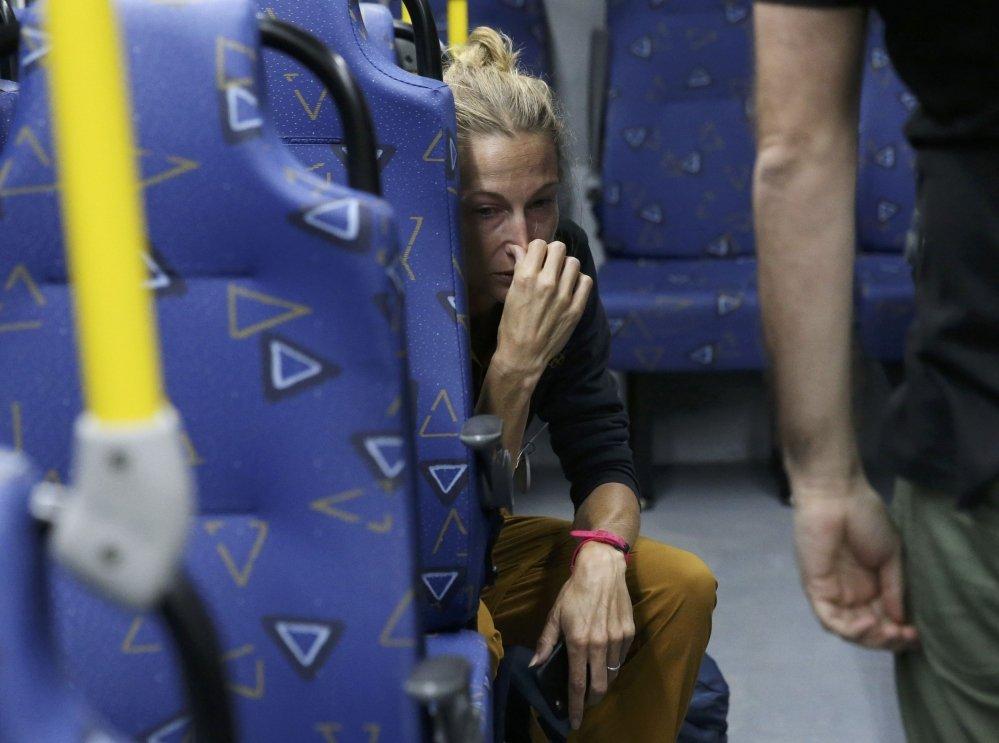 4 96fcf0e0 #новости автобус, журналисты, инцидент, нападение, Олимпиада 2016, Рио-де-Жанейро