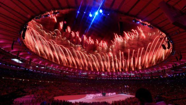 В Рио-де-Жанейро завершились Олимпийские игры 2016