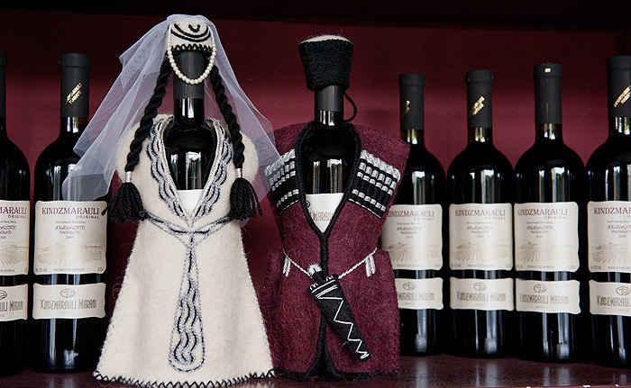 Экспорт грузинского вина и алкогольных напитков увеличился на 42%