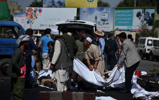 При атаке на Американский университет в Кабуле погибли 13 человекПри атаке на Американский университет в Кабуле погибли 13 человек