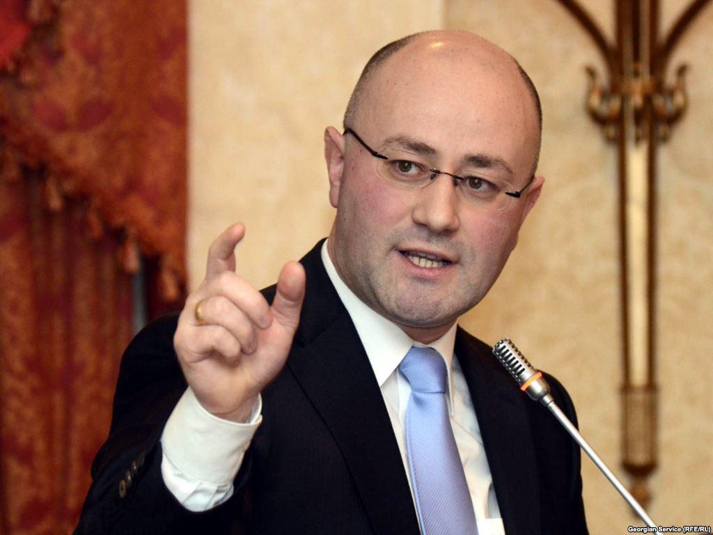 Министерство обороны Грузии возглавит Леван Изория