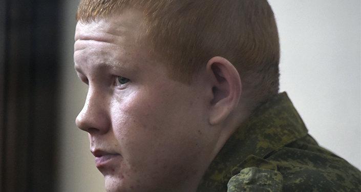 Российский военный Валерий Пермяков осужден за убийство семьи Аветисянов