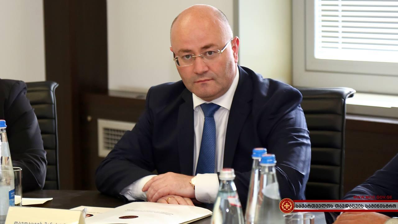 Совбез Грузии обсудил новую стратегию развития обороны
