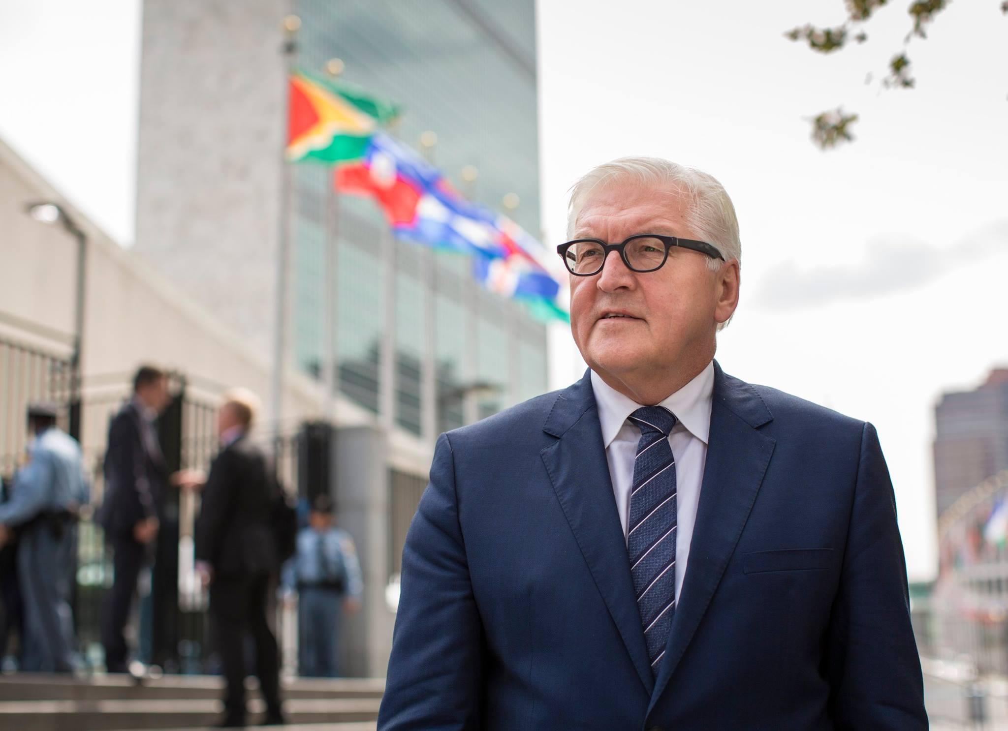 Франк-Вальтер Штайнмайер: Грузия - одна из передовых стран «Восточного партнерства»