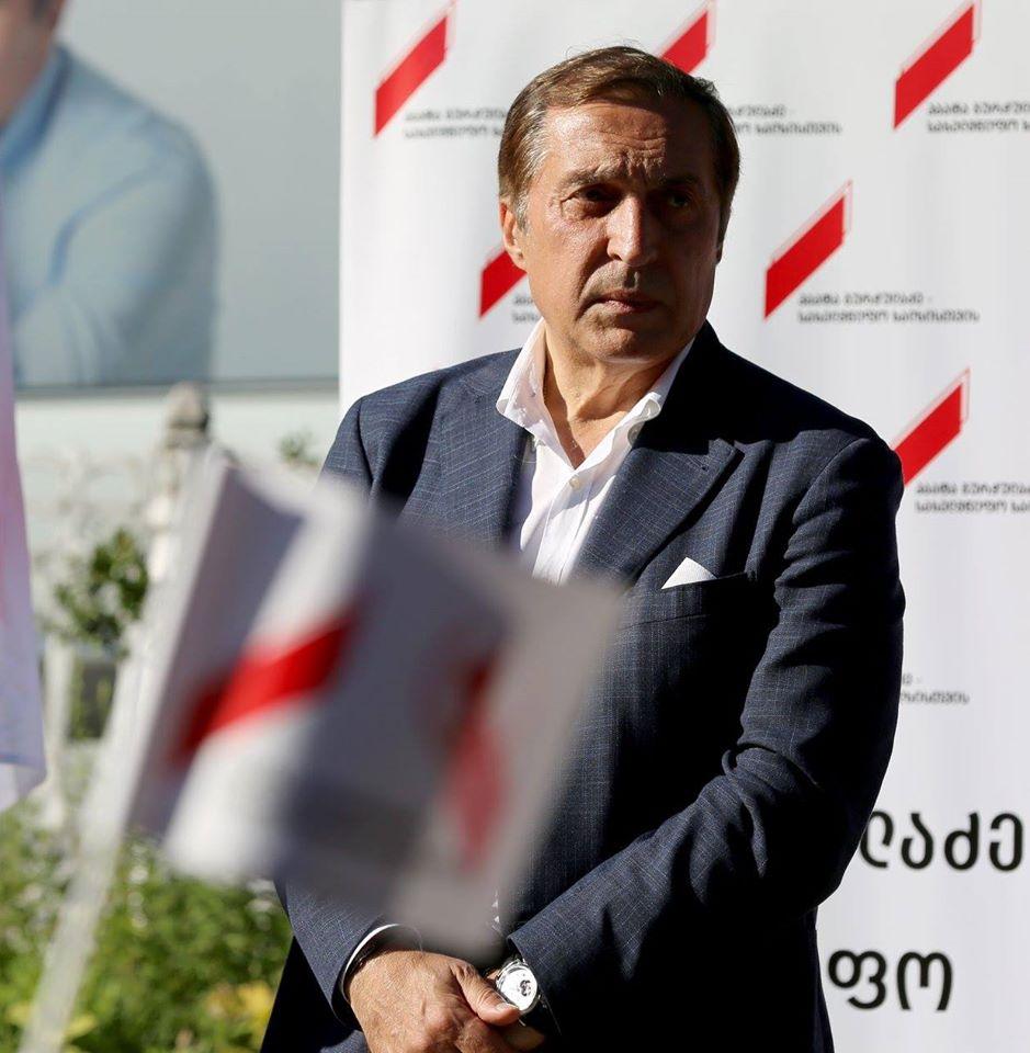 Избирательный блок Пааты Бурчуладзе несет потери
