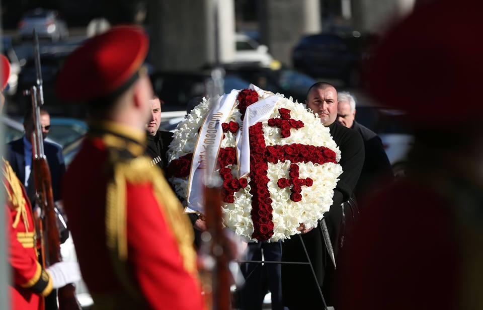 В Грузии отмечают годовщину падения Сухуми