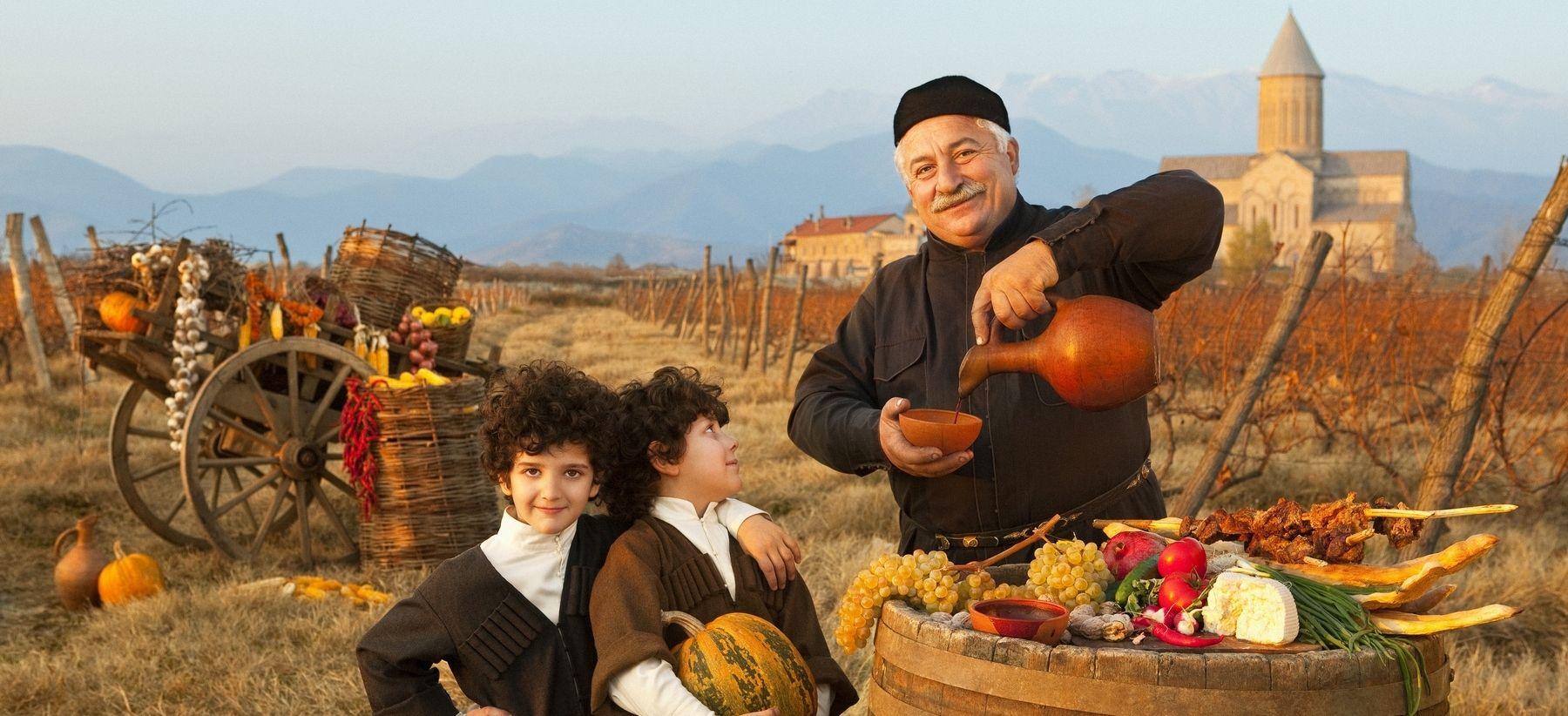 HPI: Граждане Грузии самые счастливые в регионе