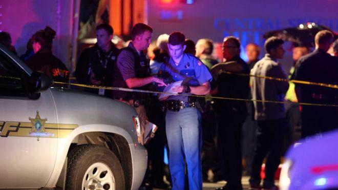 Мужчина открыл стрельбу в торговом центре в США, есть жертвы