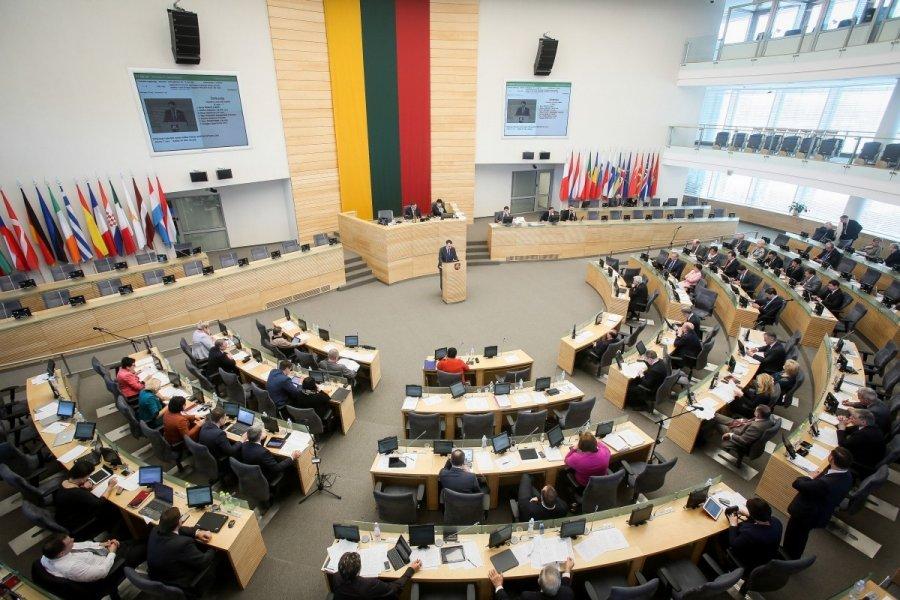 Литовские депутаты призвали Евросоюз отменить визовый режим с Грузией
