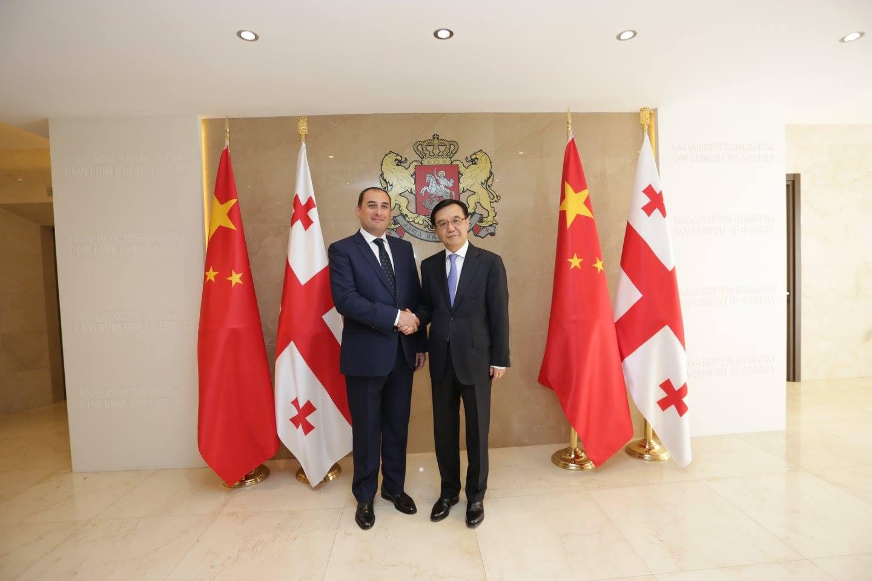 Грузия и Китай: новые перспективы экономического сотрудничества