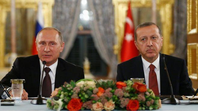 Россия и Турция углубляют военное сотрудничество