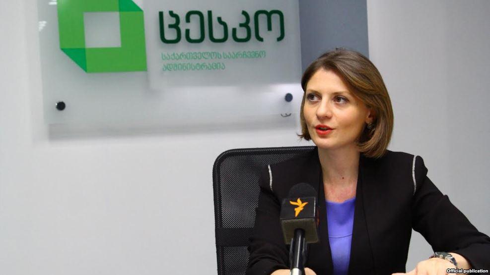 ЦИК Грузии завершает подсчет голосов, обработаны данные с 99,41% участков