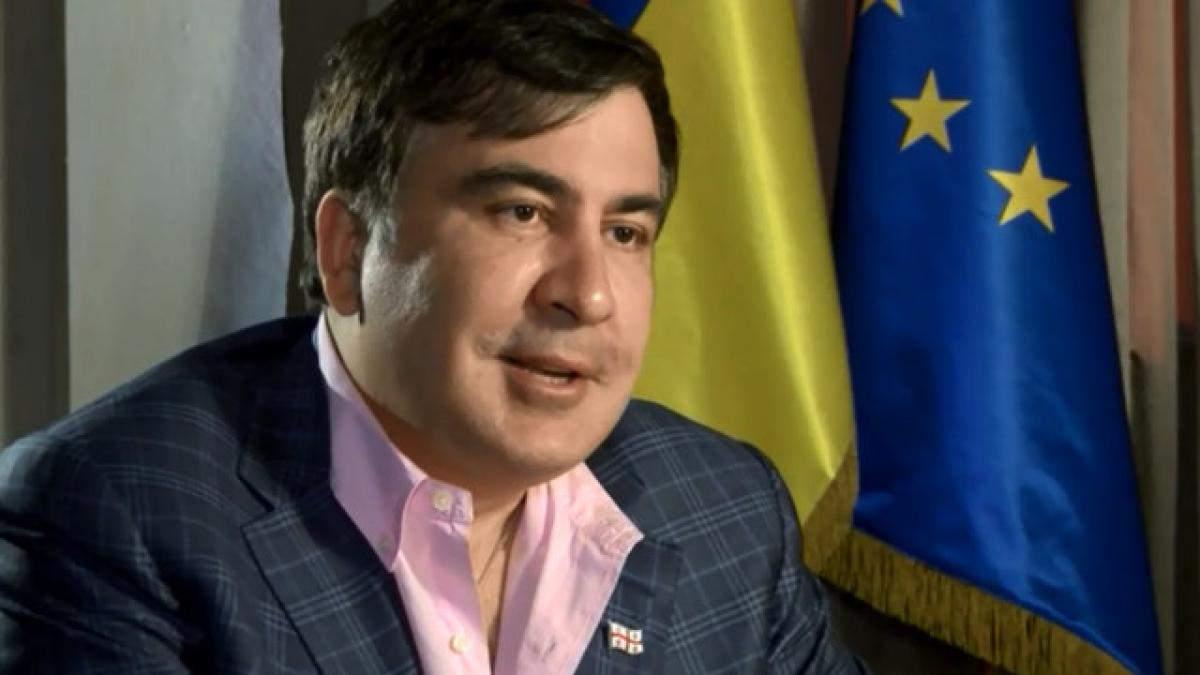 Саакашвили: буду одерживать победы или терпеть поражения не в Грузии, а в Украине