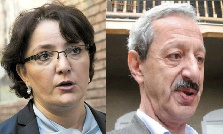 Тинатин Хидашели и Вахтанг Хмаладзе покинули ряды «Республиканской партии»