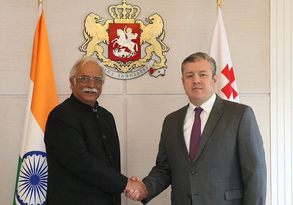 Индия и Грузия налаживают авиационное сотрудничество
