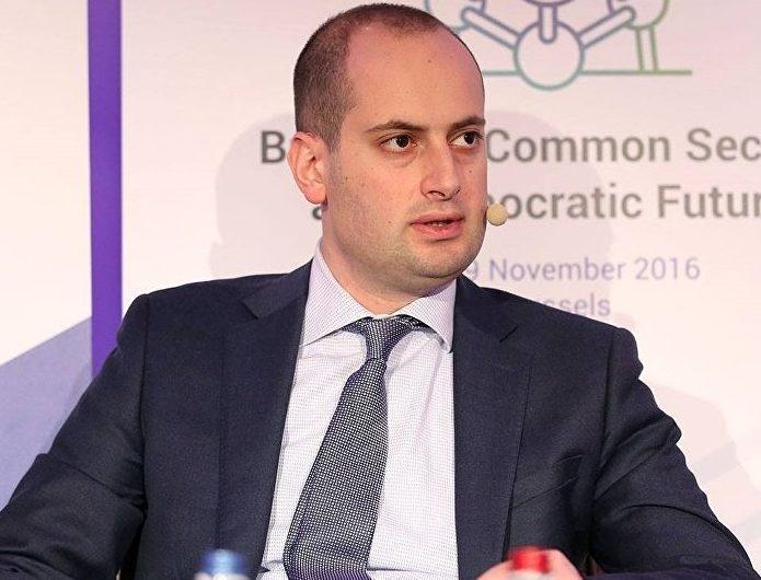 Министр иностранных дел Грузии