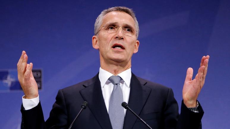 Генсек НАТО: США продолжат исполнять обязательства по коллективной обороне