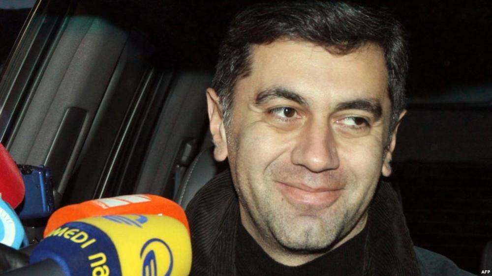 Экс-министр обороны Грузии Ираклий Окруашвили подал иск против Кибара Халваши