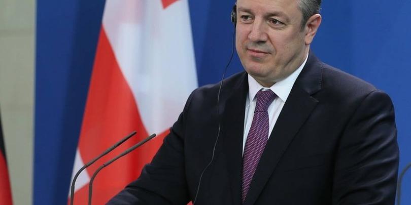 Георгий Квирикашвили представил новый состав Кабинета министров Грузии