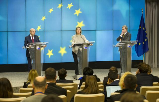 МИД Грузии приветствует отчет ЕС о выполнении Соглашения об ассоциации