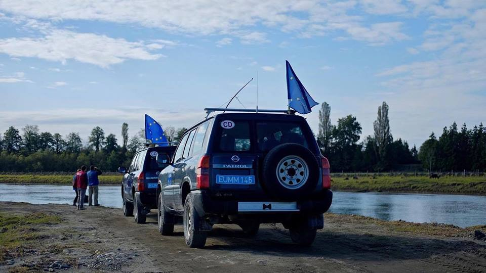 Евросоюз продлил мандат Миссии наблюдателей ЕС в Грузии