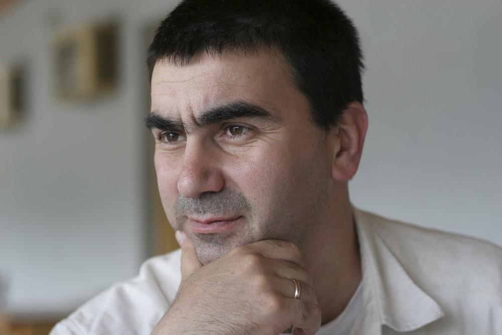 Грузинский режиссер удостоен звания кавалера Ордена Французской Республики