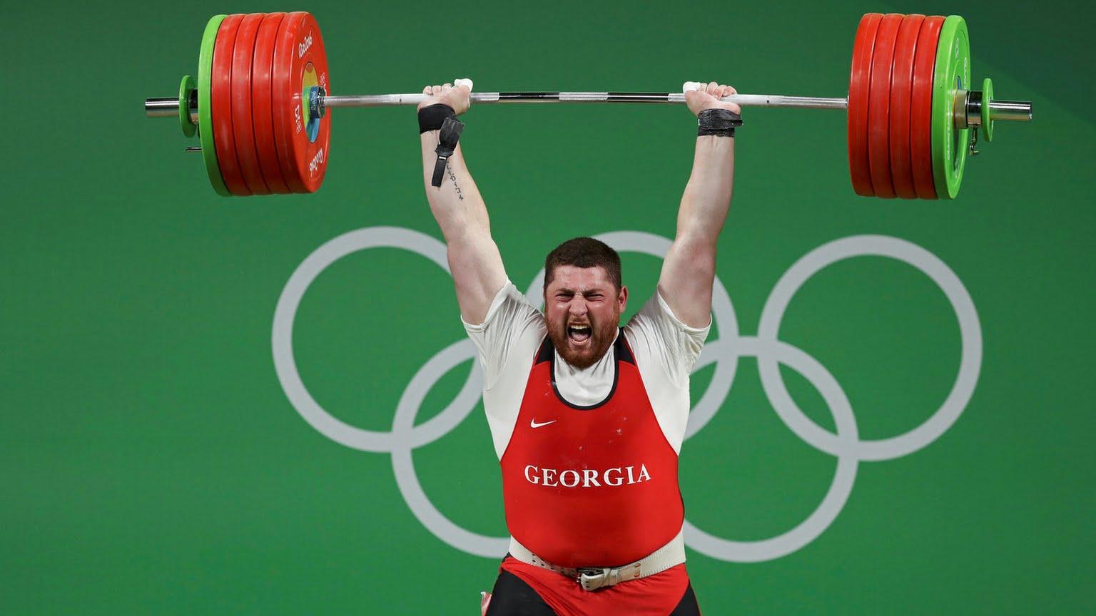 Лаша Талахадзе назван лучшим спортсменом Грузии за 2016 год