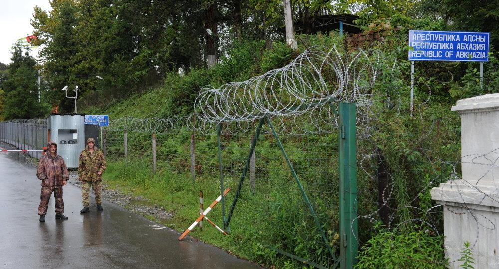 В Абхазии ужесточают наказание на нарушение правил въезда на оккупированную территорию