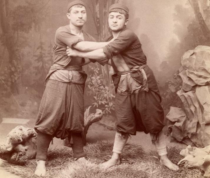 «Грузинская борьба» признана памятником нематериальной культуры
