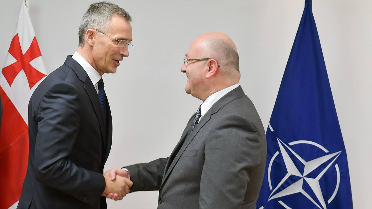 НАТО Грузия