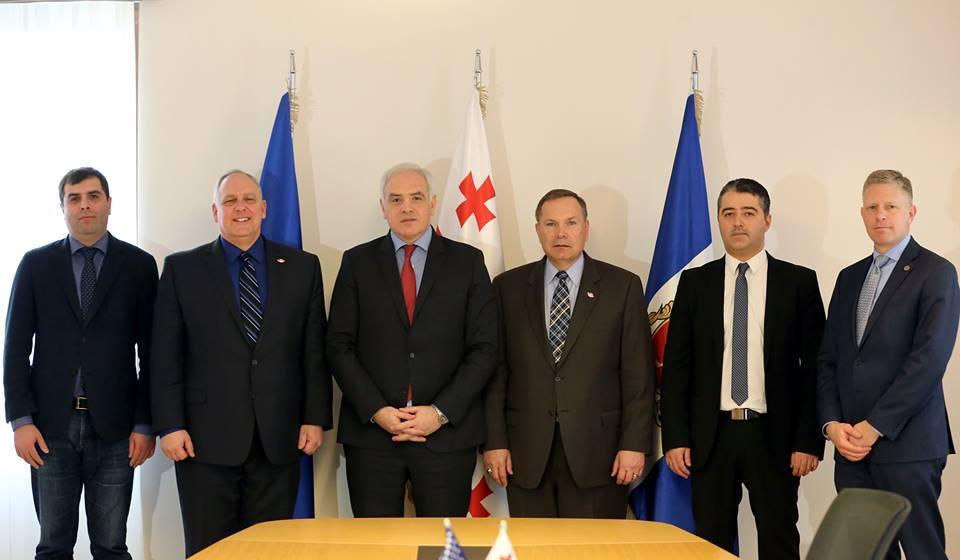 Агентство США по сокращению военной угрозы продолжит проекты по защите границы Грузии
