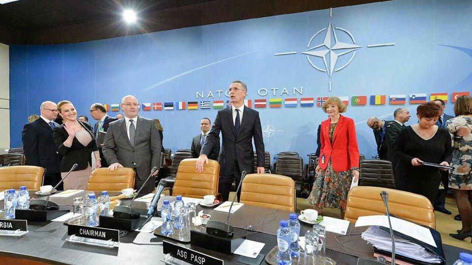 Комиссия НАТО-Грузия: итоги заседания