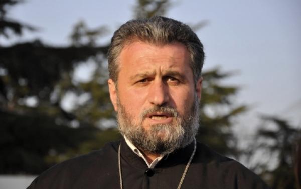 Секретарь Патриархии Грузии Михаил Ботковели покинул должность