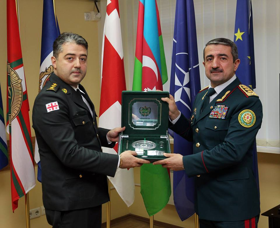Грузия и Азербайджан создают институт пограничных комиссаров