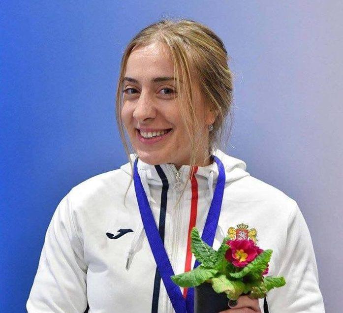 Ирма Хецуриани стала золотым призером Кубка мира по паралимпийским играм