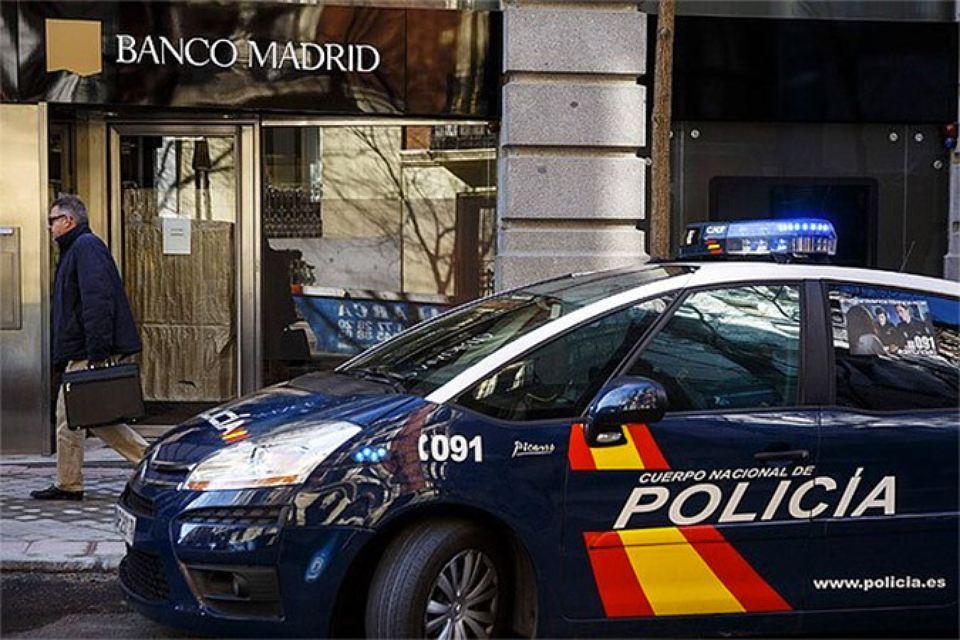 В Испании арестованы члены грузинской преступной группировки