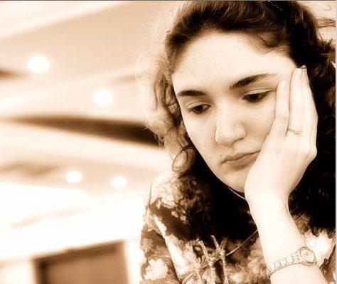 Грузинская шахматистка стала единоличным лидером чемпионата Европы