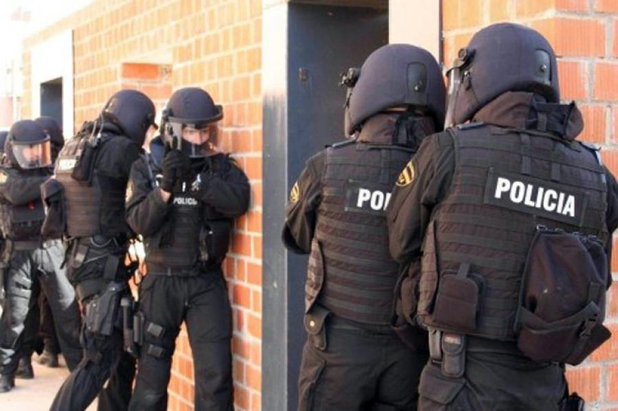 Очередня спеоперация в Испании: задержаны 18 членов грузинской группировки