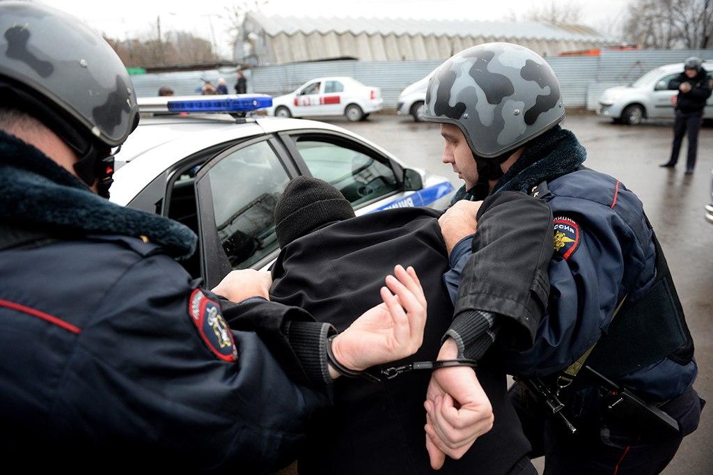 Санкт-Петербург полиция