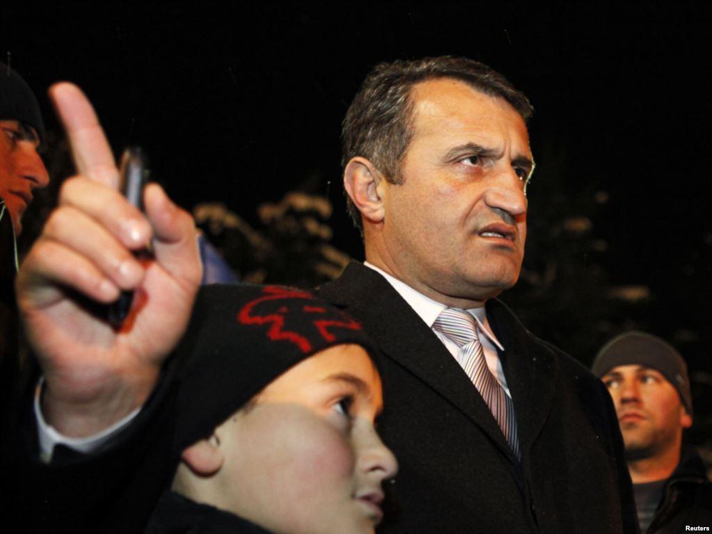 Лидер выборной гонки в Южной Осетии выступил за присоединение к России