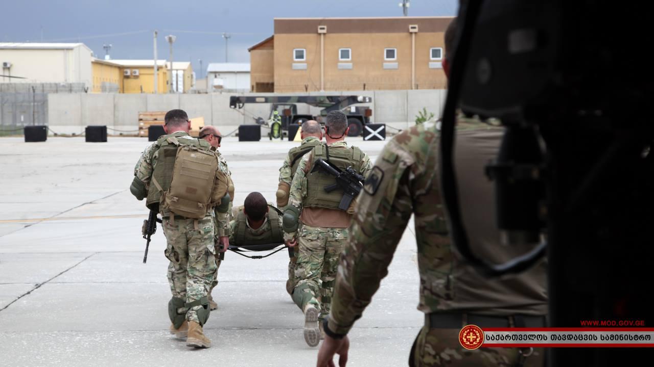 18489845 1588387131194023 4637369819836839489 o #новости Resolute Support, авиабаза, баграм, военные учения, Грузия, НАТО