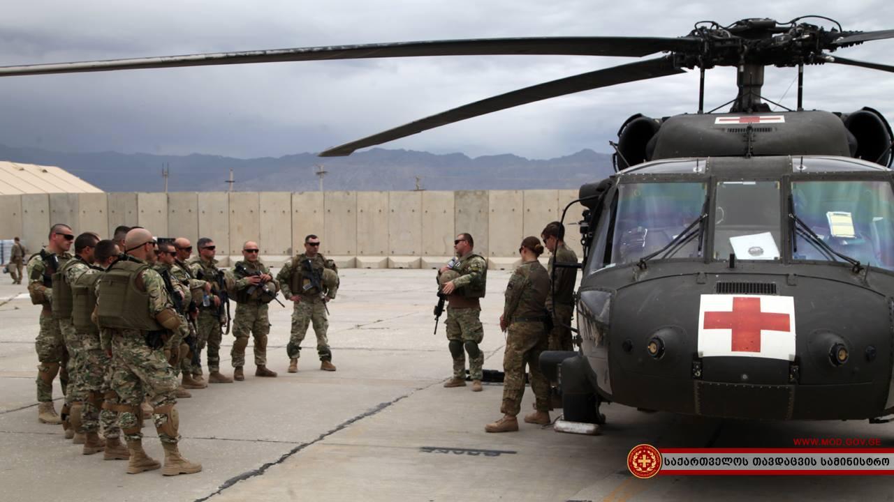 18518026 1588387134527356 8525521335878063487 o #новости Resolute Support, авиабаза, баграм, военные учения, Грузия, НАТО