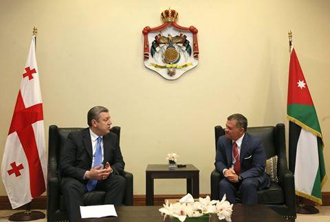 Грузия и Иордания углубляют сотрудничество