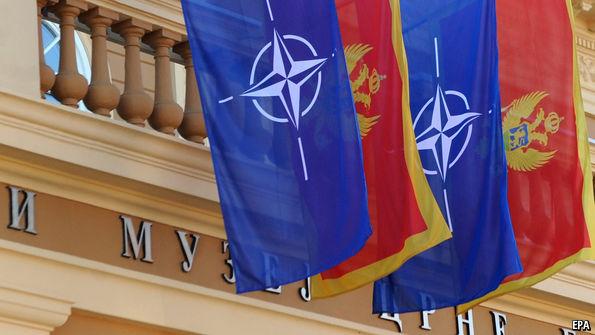 Черногория -НАТО