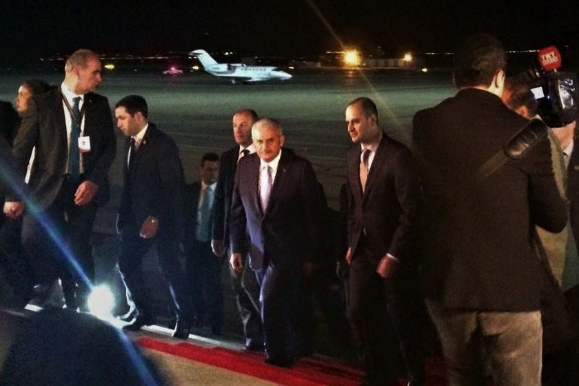 OKnvpBeUkE6l3X8IDWjcFA 1 #новости Бинали Йылдырым, визит, Грузия, Премьер-министр Турции, Турция