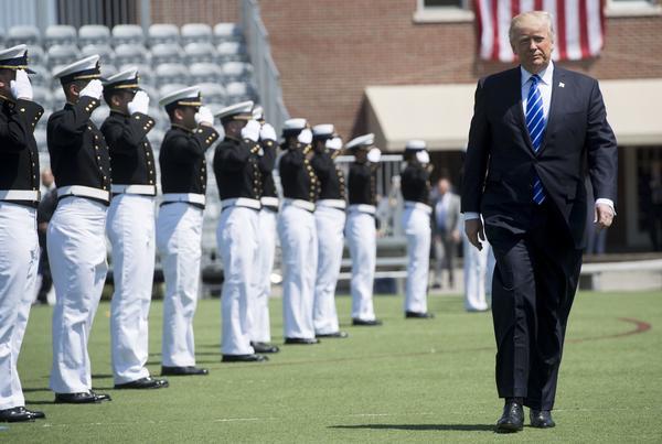 (Saul Loeb / AFP/Getty Images)