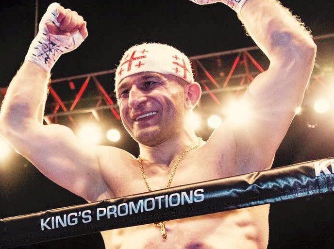 Суд Нью-Йорка приговорил грузинского боксера к предварительному заключению