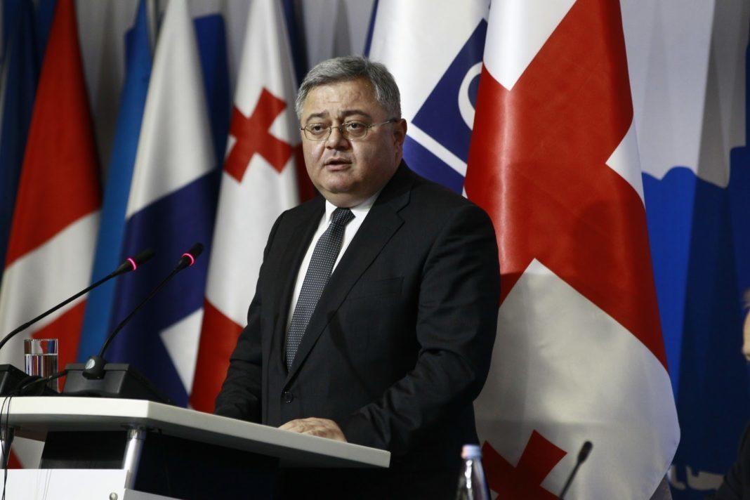 В Грузии появилась новая политическая сила