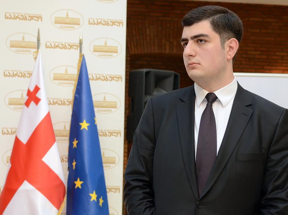 Георгий Тумасян будет представителем молодежи Грузии в ООН